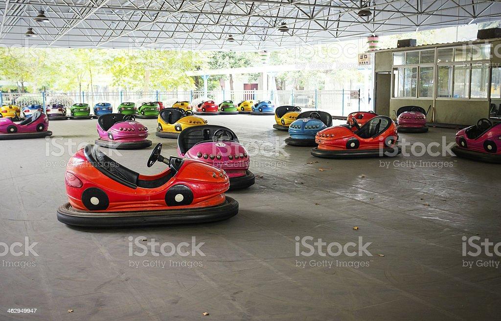 Bumper Cars – Foto