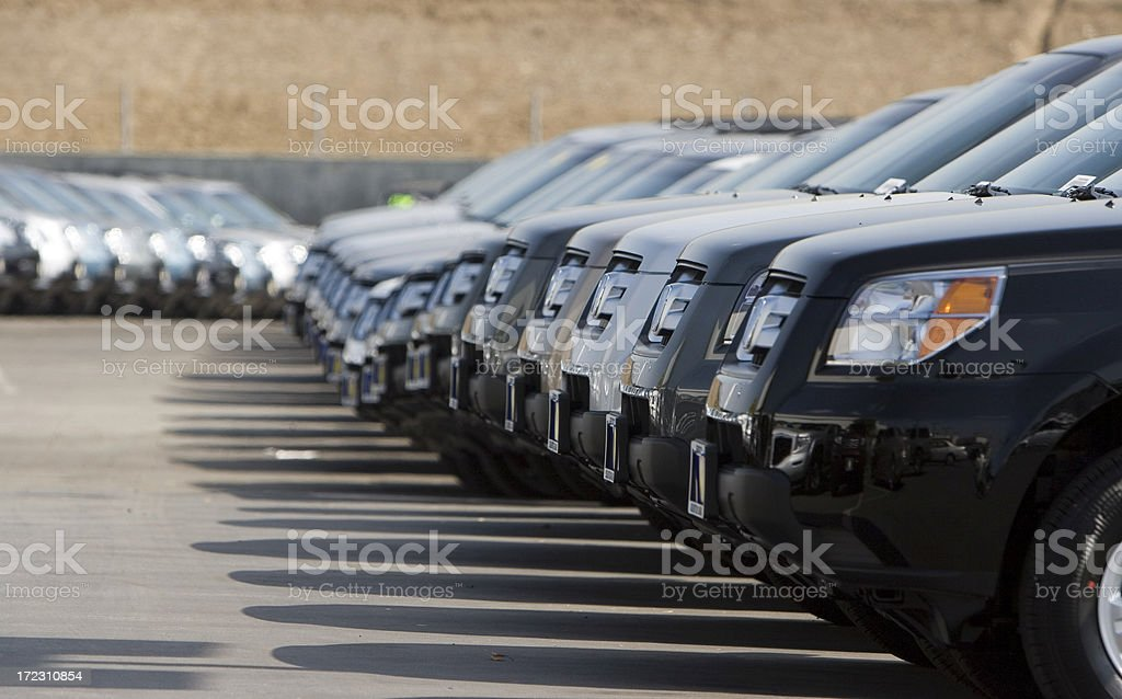 bumpers royalty-free stock photo