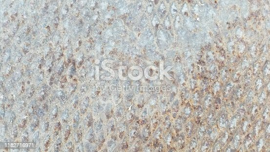 636061068 istock photo Bumpy rusty metal texture for background 1182716971
