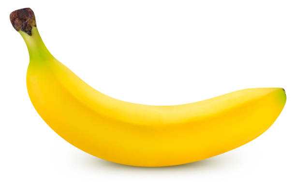 Bunch of bananas isolated Bananas isolated on white background Clipping Path banana stock pictures, royalty-free photos & images
