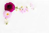 istock Bunch of flowers 876078636