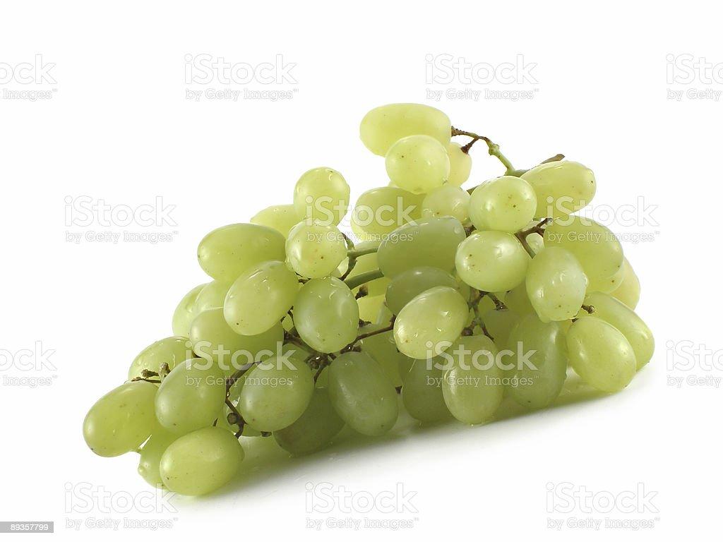Wiązanka winogron zbiór zdjęć royalty-free