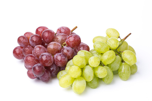 Food and Drink, Food, Grape, Green grapes, Close up
