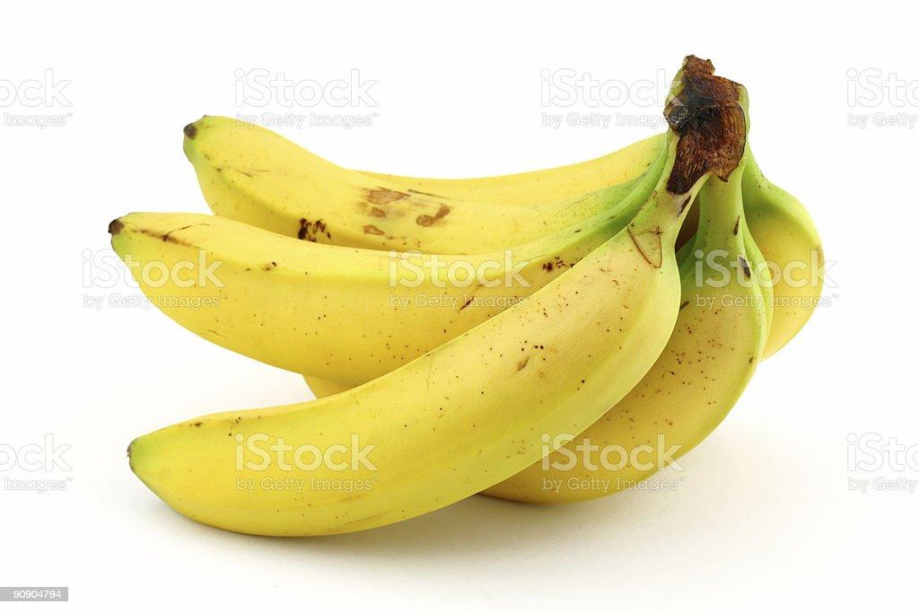 bunch of ripe bananas #3 stock photo