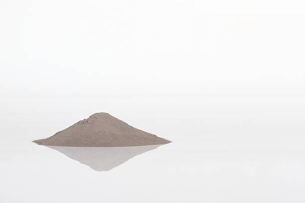 Paar von Edelstahl Metall-powder – Foto