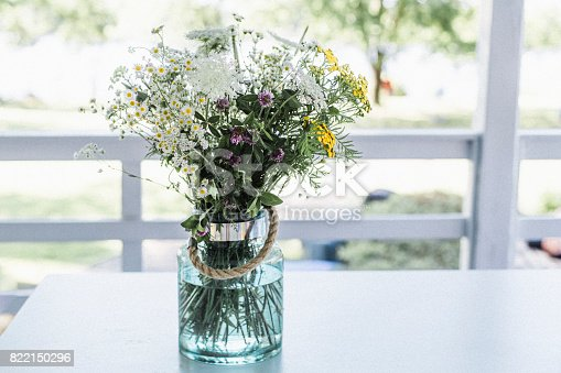 Flower, Vase, Bunch of Flowers, Bouquet, Glass - Material