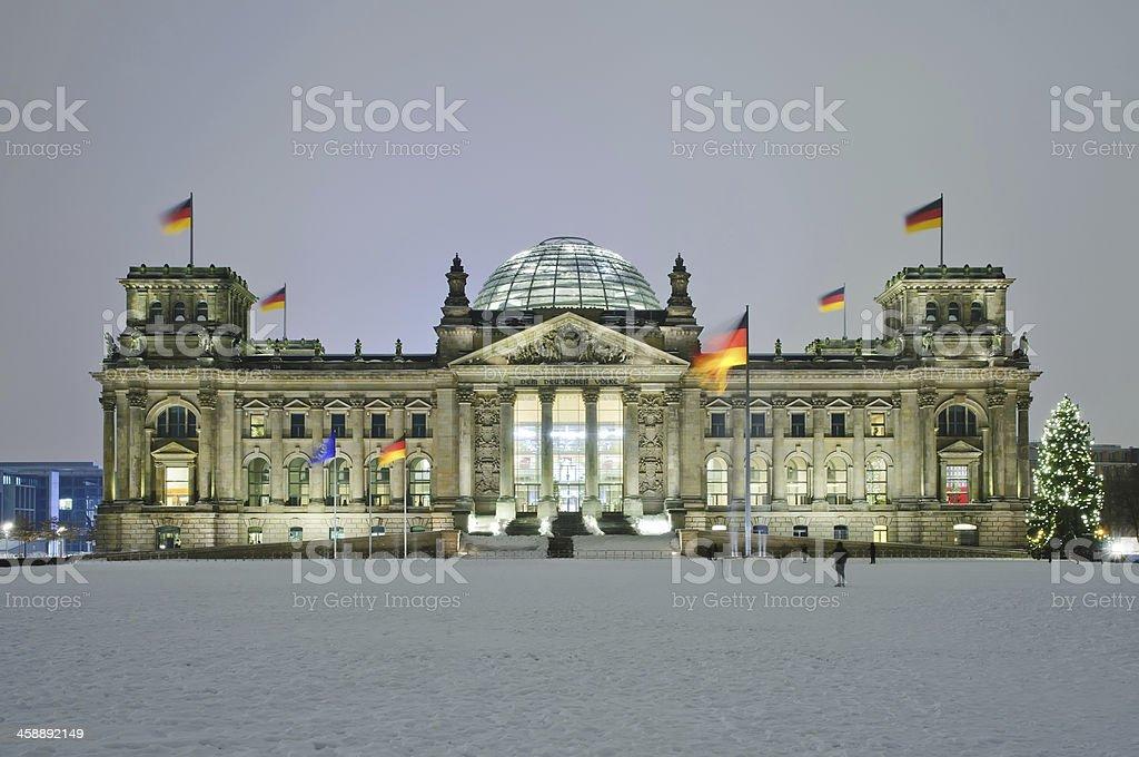 bundestag nach berlin – Foto