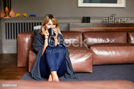 istock Bundled up and keeping warm 505804058