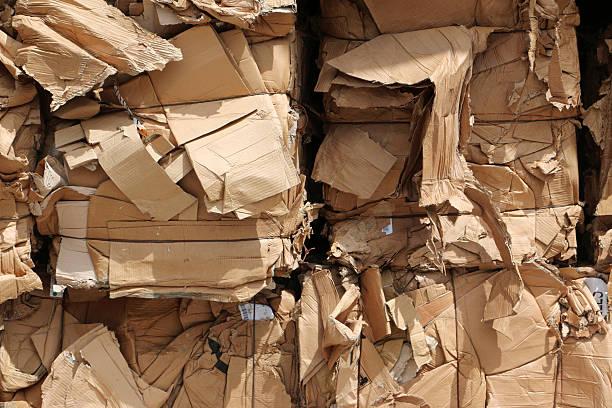 Bundles of Papier – Foto