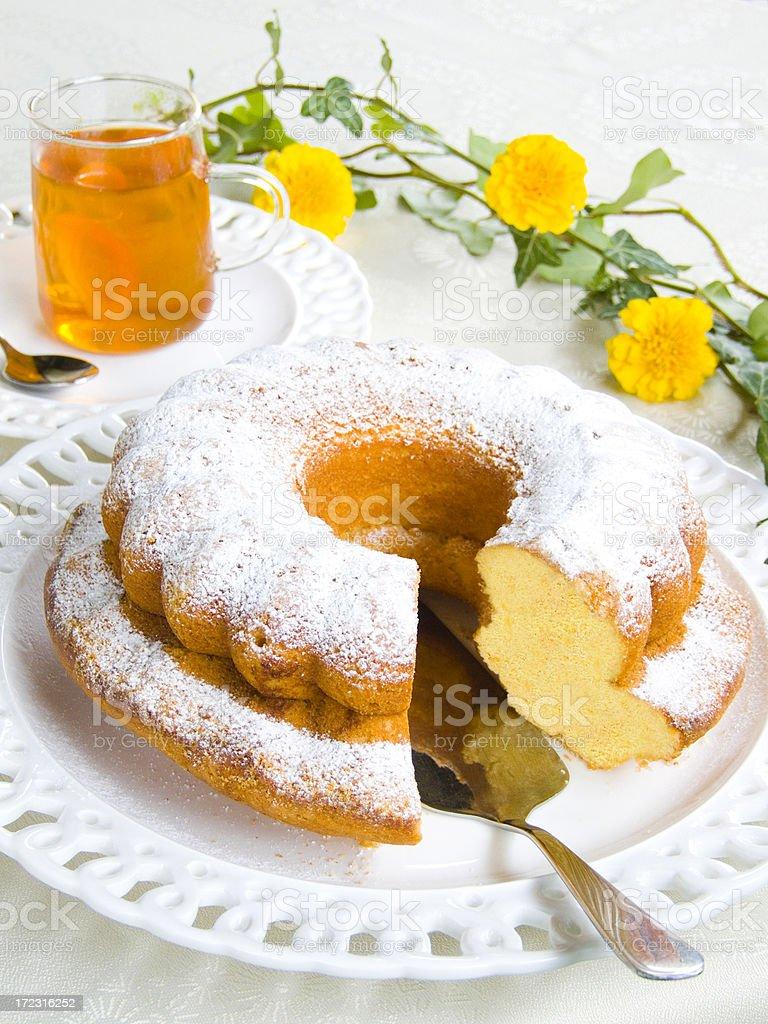 Bundt cake foto