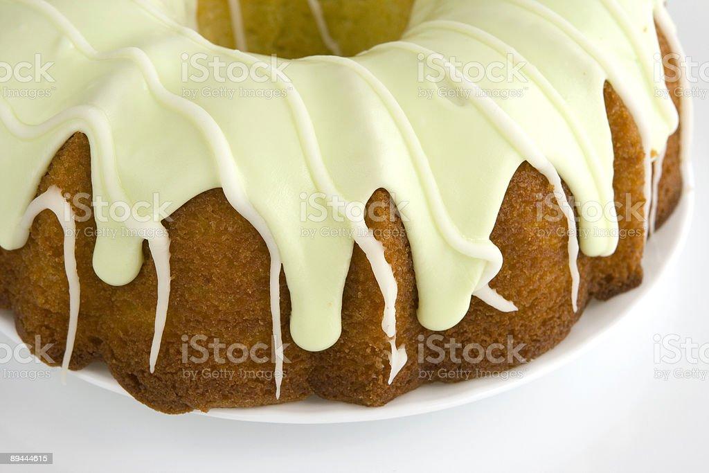 bundt cake royalty-free stock photo