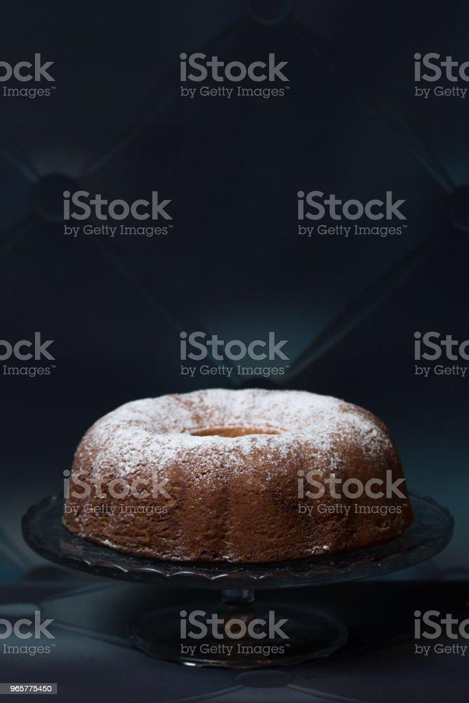 Bundt cake - Royalty-free Baked Stock Photo