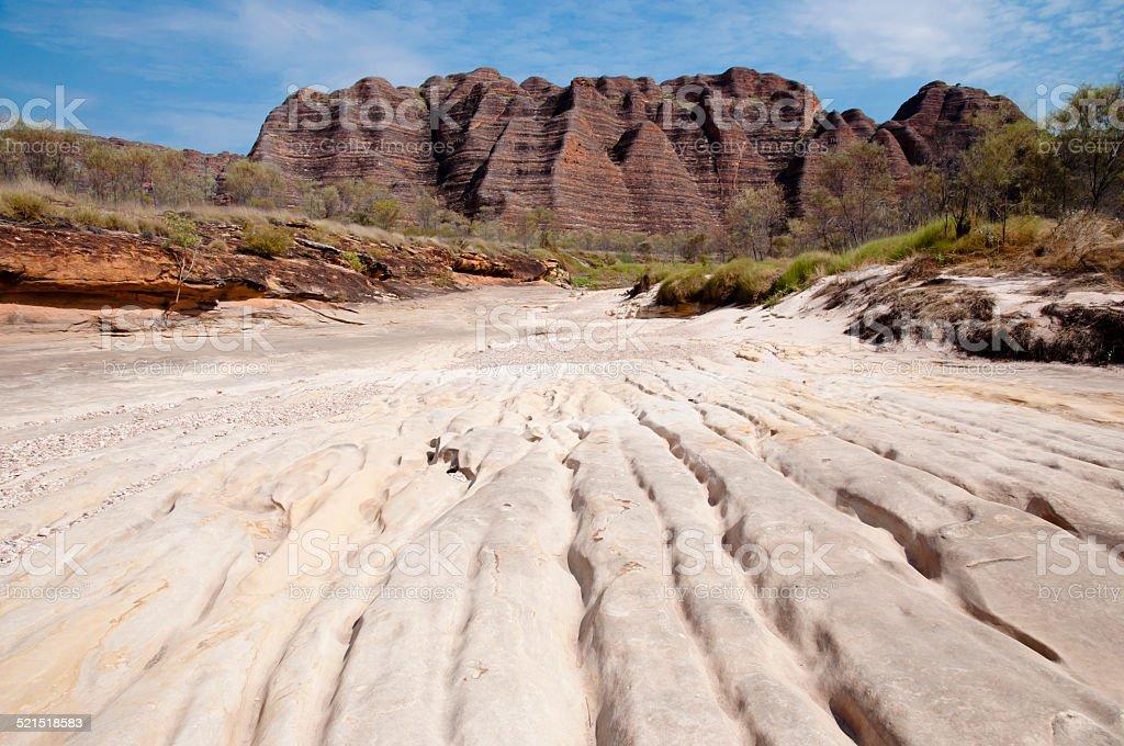 Bungle Bungle - Purnululu - Australia stock photo