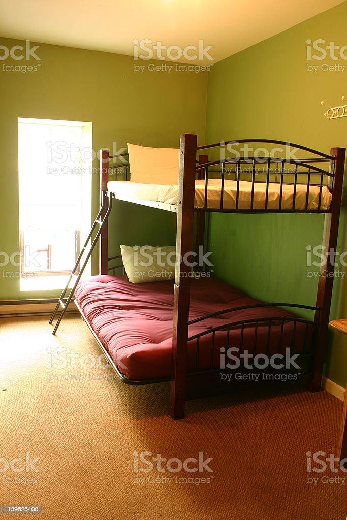 Bunk-Beds stock photo