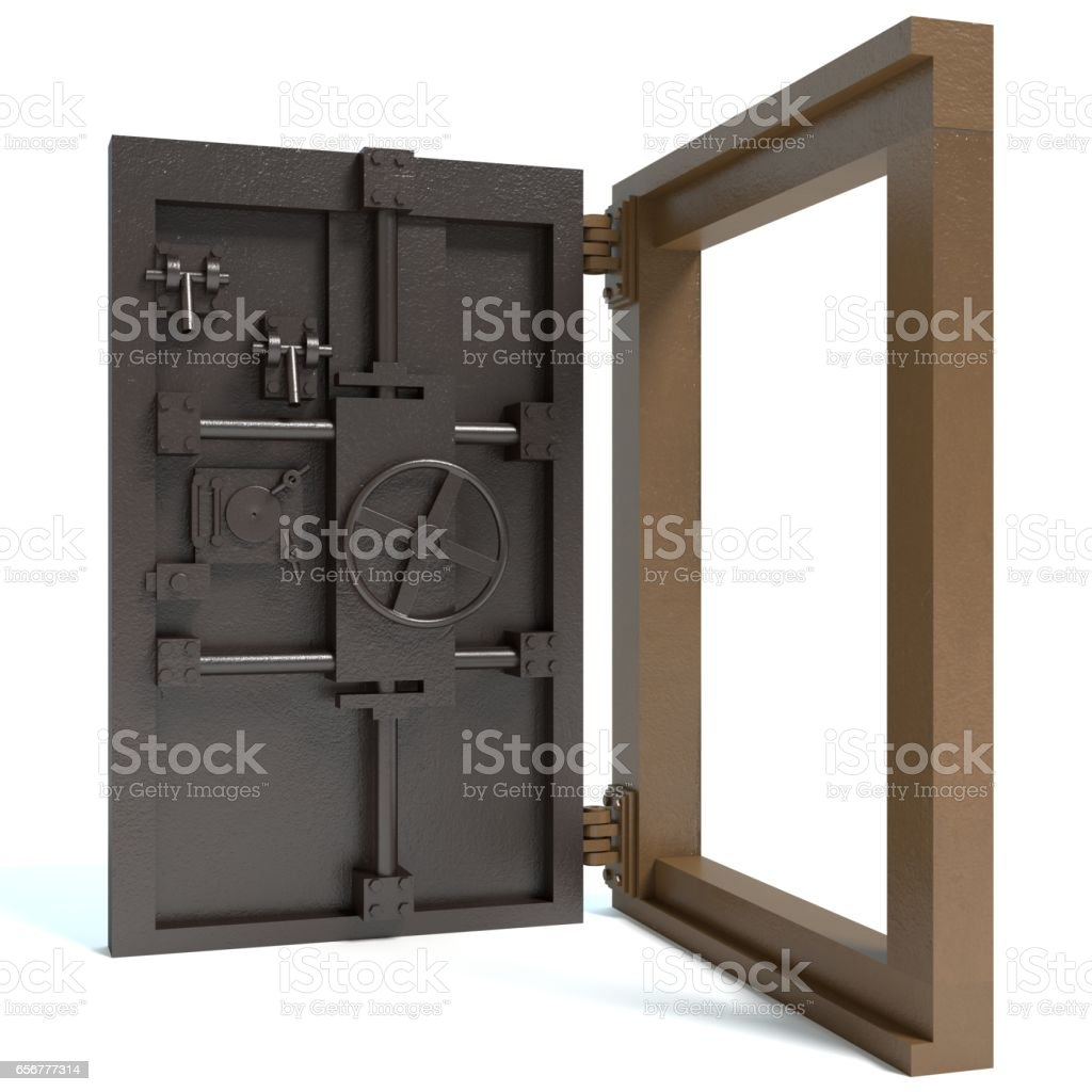 Bunker Door stock photo  sc 1 st  iStock & Royalty Free Submarine Door Pictures Images and Stock Photos - iStock