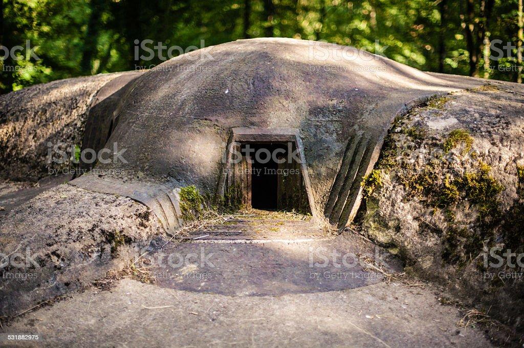 Bunker z Verdun – zdjęcie