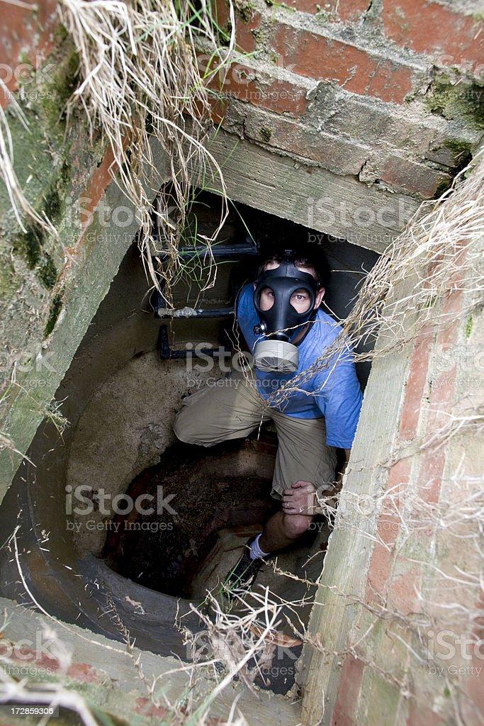 Bunker Life stock photo