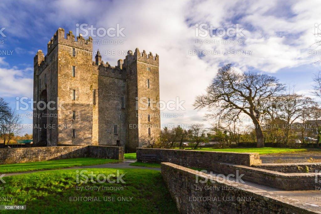 Bunratty castle in Co. Clare – zdjęcie