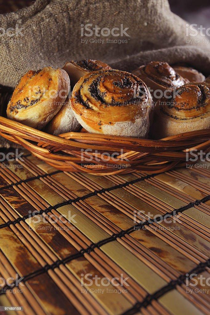 buns royalty-free stock photo