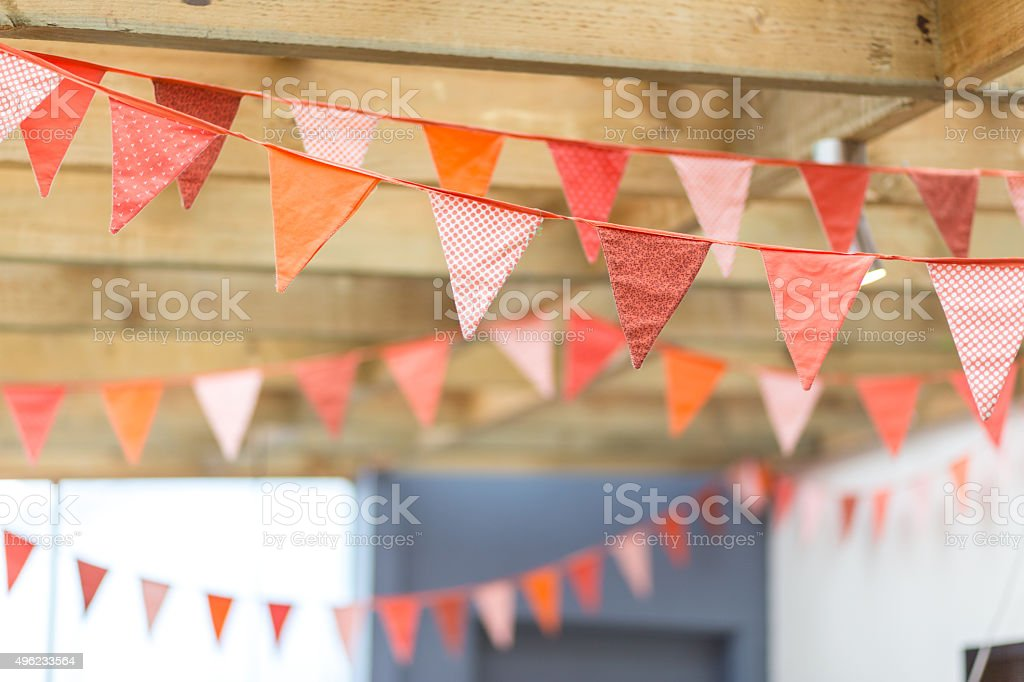 Buntings stock photo