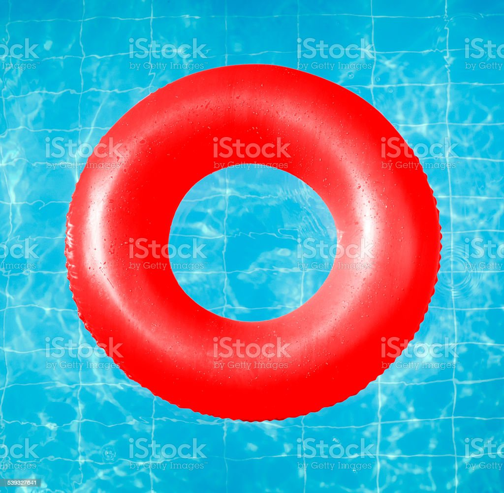 Buoy stock photo