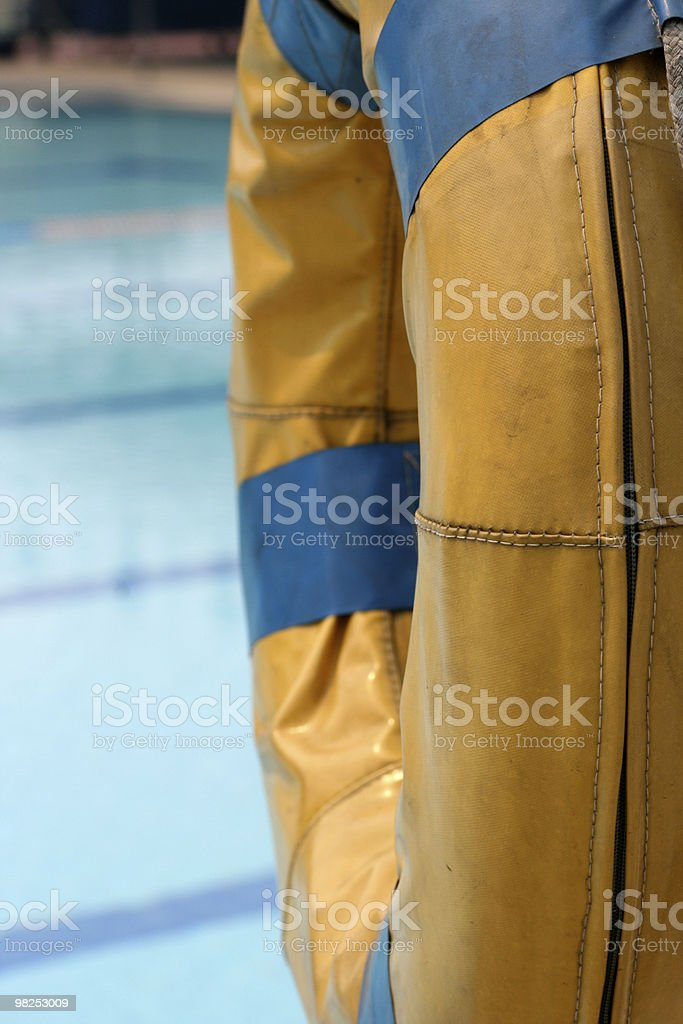 Buoyancy aid royalty-free stock photo