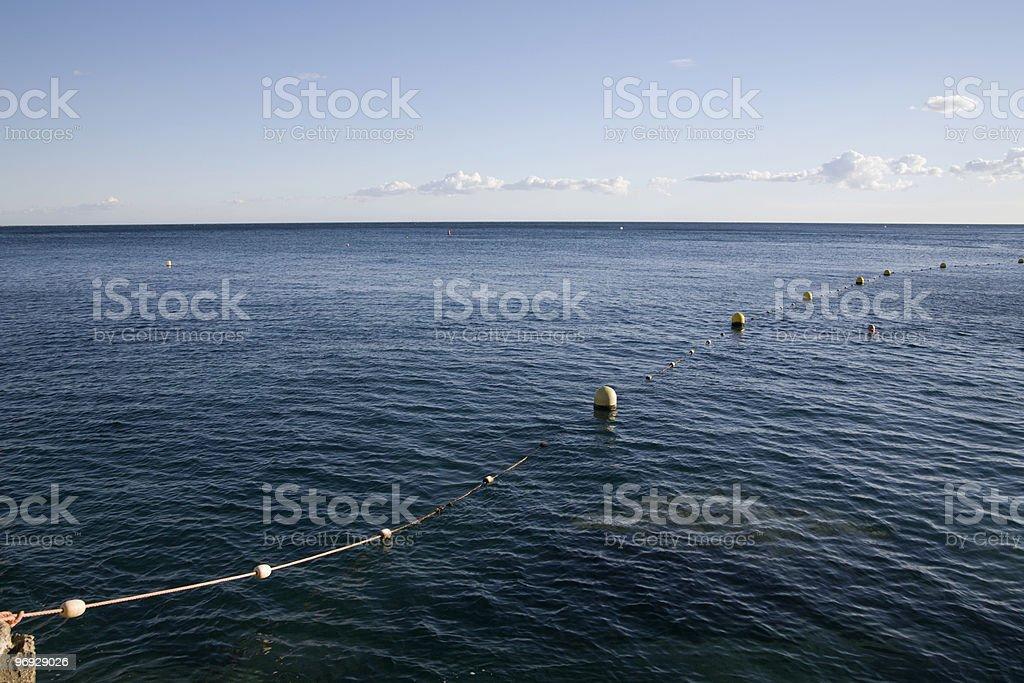 Buoys royalty-free stock photo