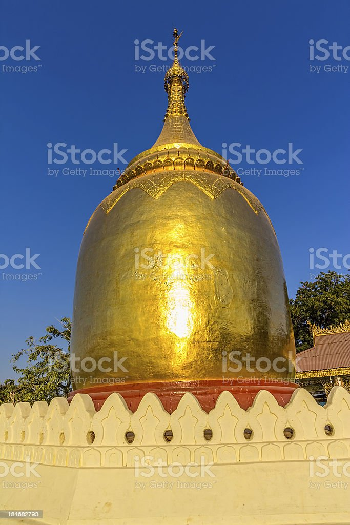 Bupaya - Bagan royalty-free stock photo