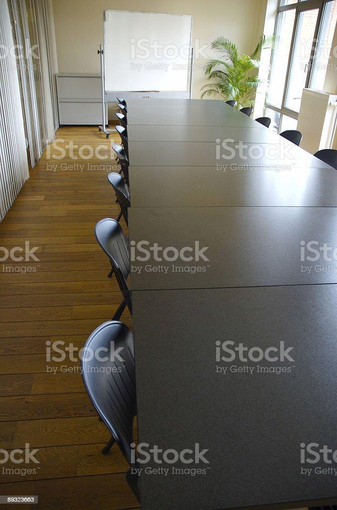 Bureau at work royalty-free stock photo