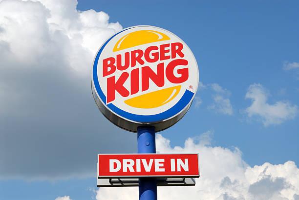 Burger King-Size-Bett – Foto