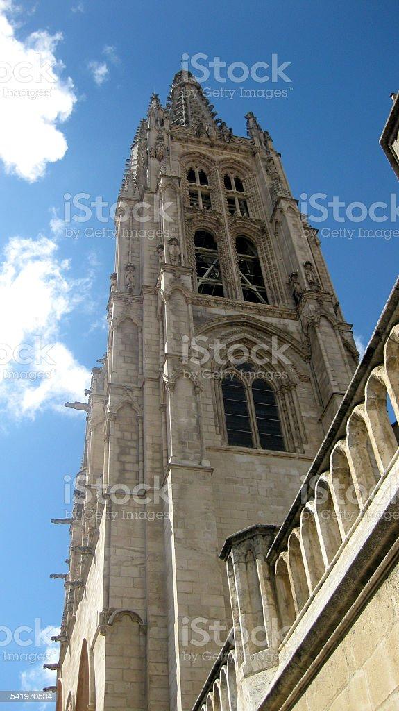 Catedral de Burgos - foto de acervo