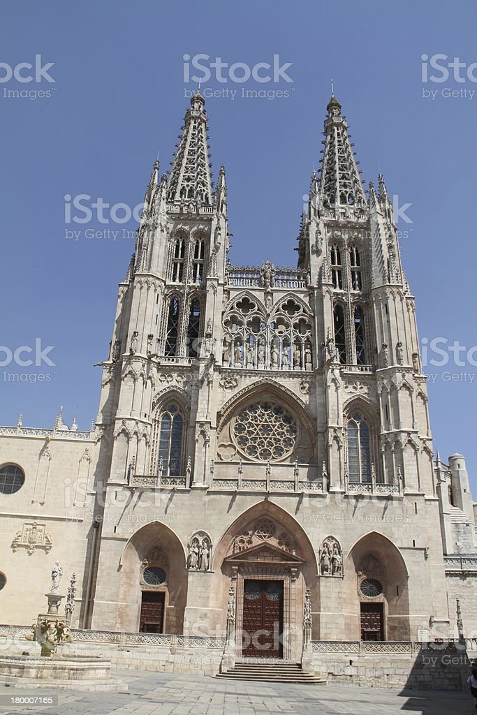 Burgos royalty-free 스톡 사진