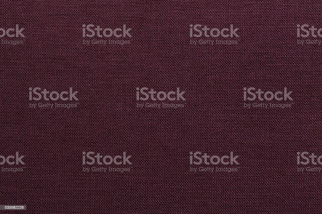 Burgundy red textile texture stock photo