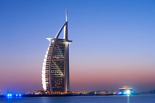 Royalty free burj al arab hotel pictures images and stock for Burj al khalifa hotel