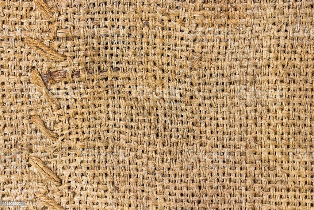 Textura de fondo de arpillera y tejido foto de stock libre de derechos