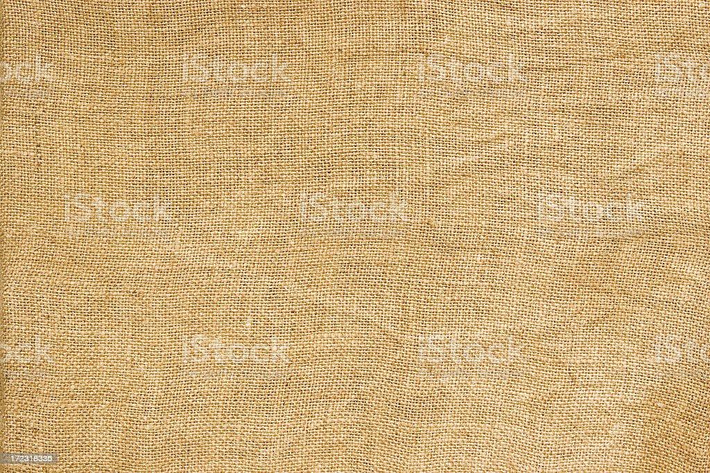 Burlap background royalty-free stock photo