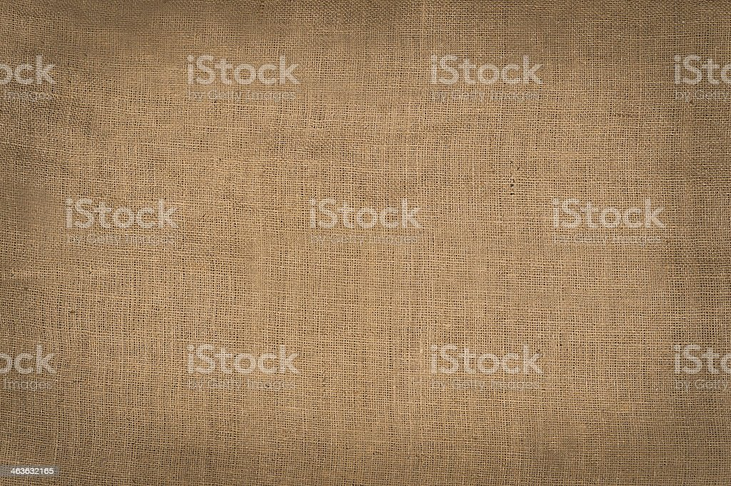 Burlap Background royalty-free stock photo