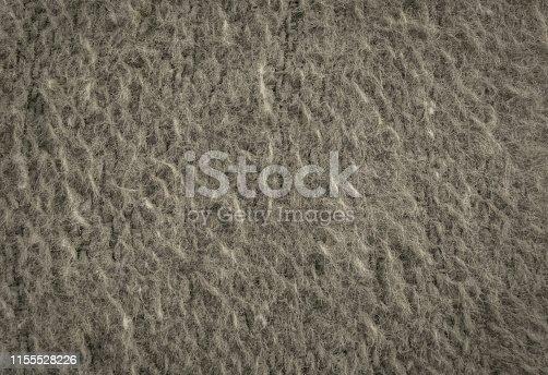 Burlap close-up, natural coarse cloth, tablecloth background