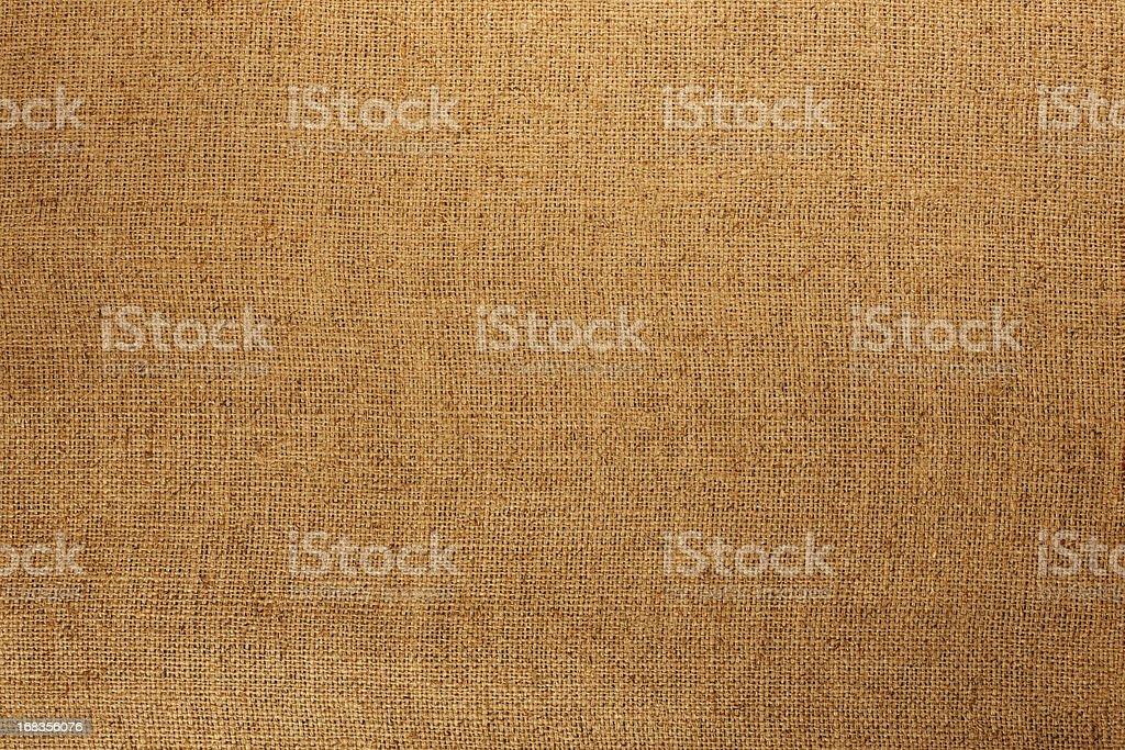Burlap sack background. royalty-free stock photo