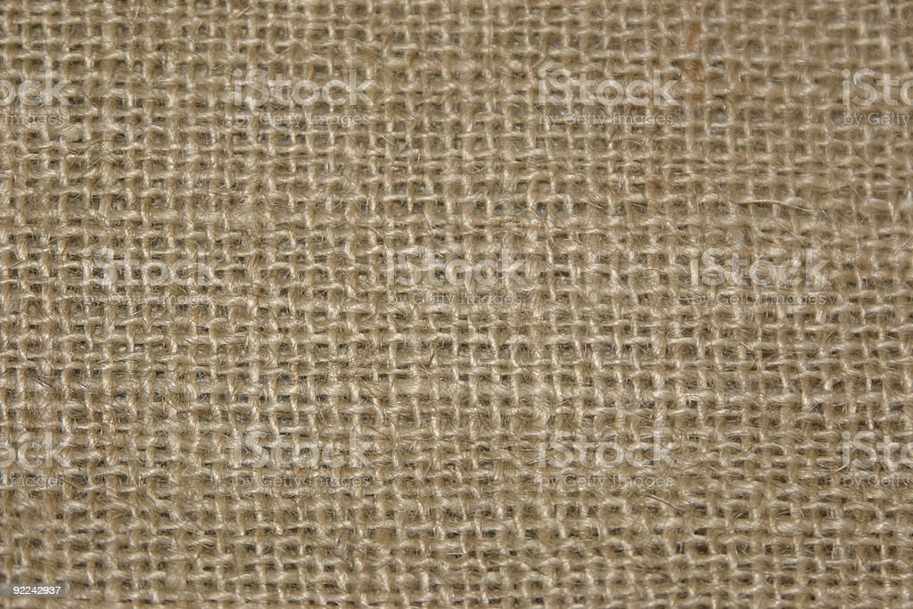 burlap texture 2 royalty-free stock photo