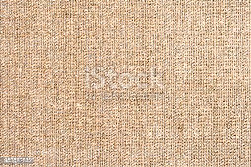 Close up burlap texture for background.