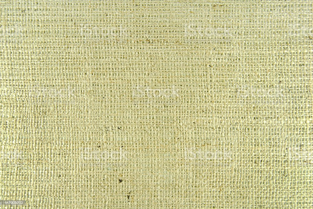 burlap vintage fabric texture royalty-free stock photo