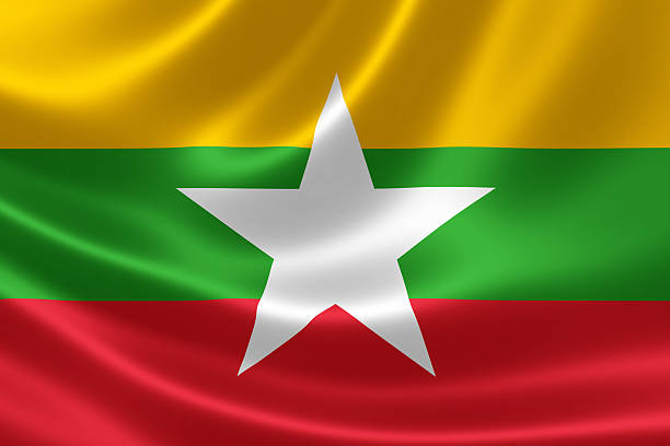 Image result for burmese flag