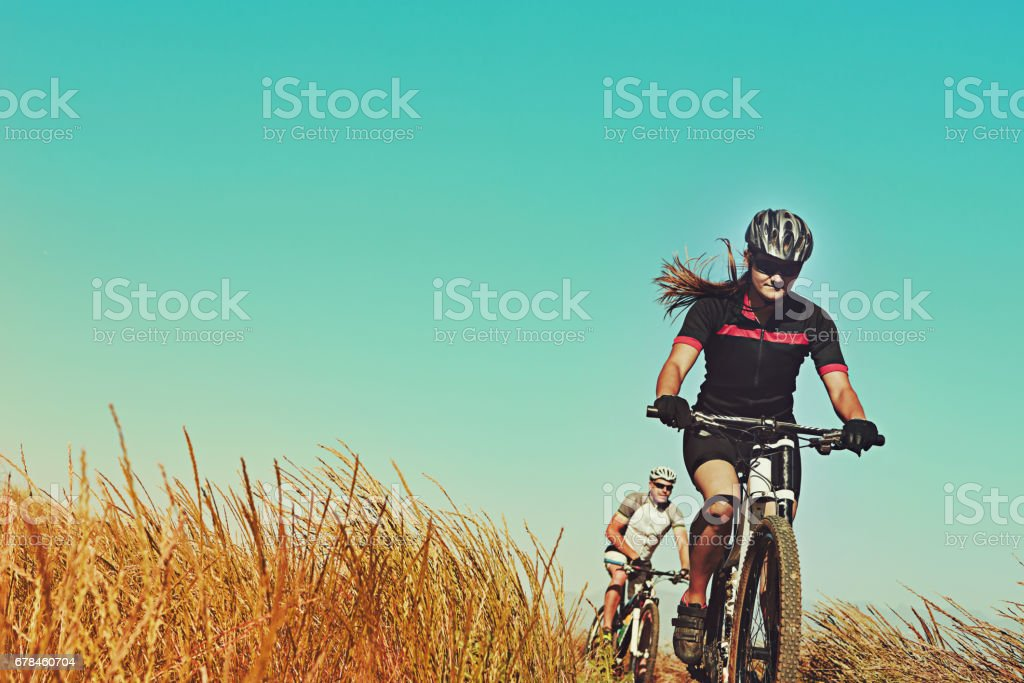 Burn carbohydrates, not hydrocarbons royalty-free stock photo