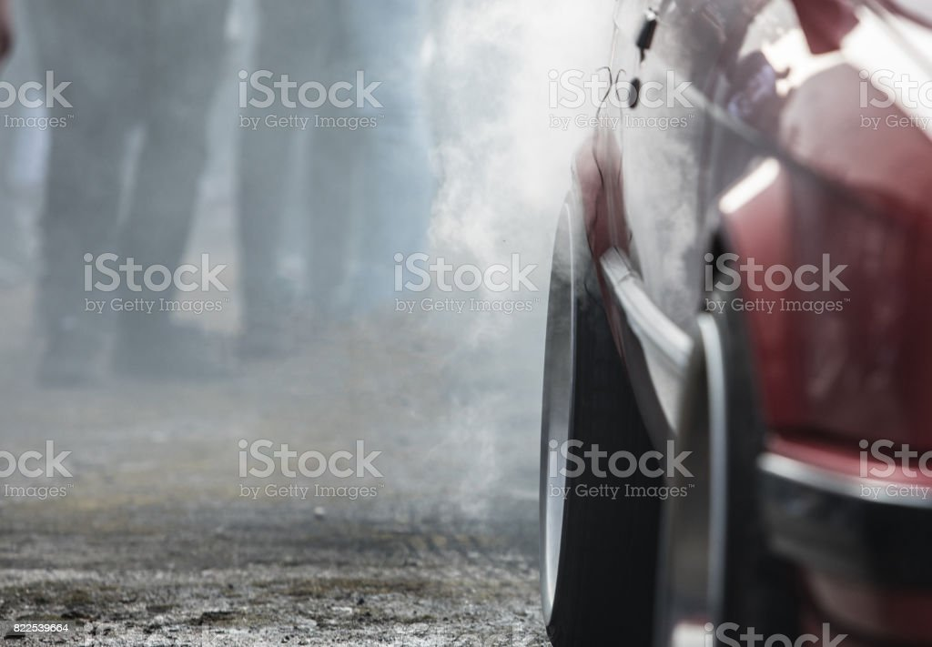 burn out stock photo