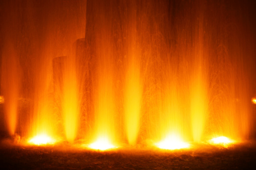 Burn Water-Brightness