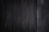 Burn wooden background