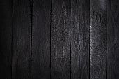 Burn wooden background