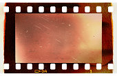 burned film material