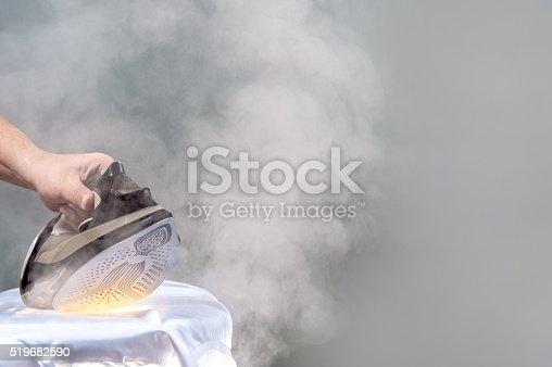 868537890 istock photo burned the shirt 519682590